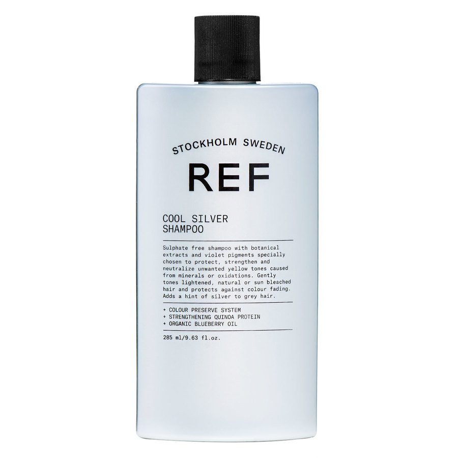 REF Cool Silver Shampoo (285 ml)