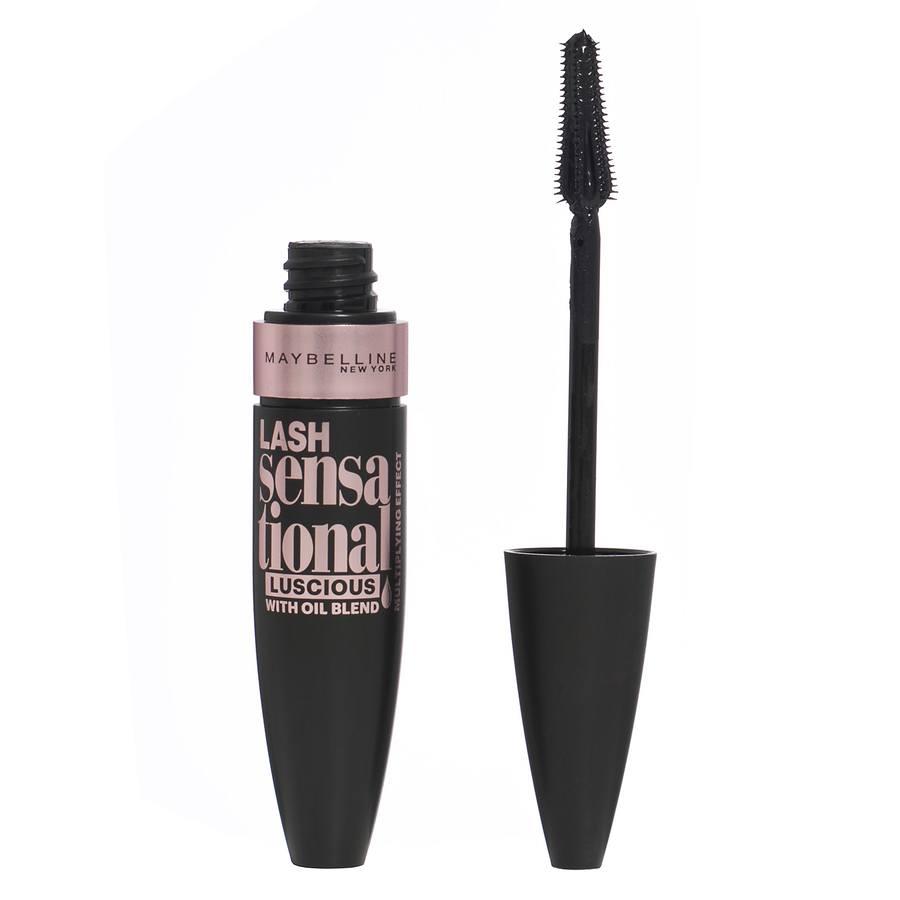 Maybelline Lash Sensational Mascara, Luscious Black