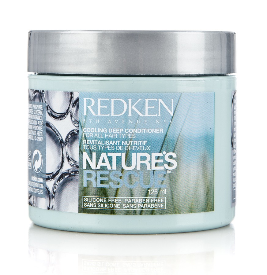 Redken Nature's Rescue Cooling Deep Conditioner (125 ml)