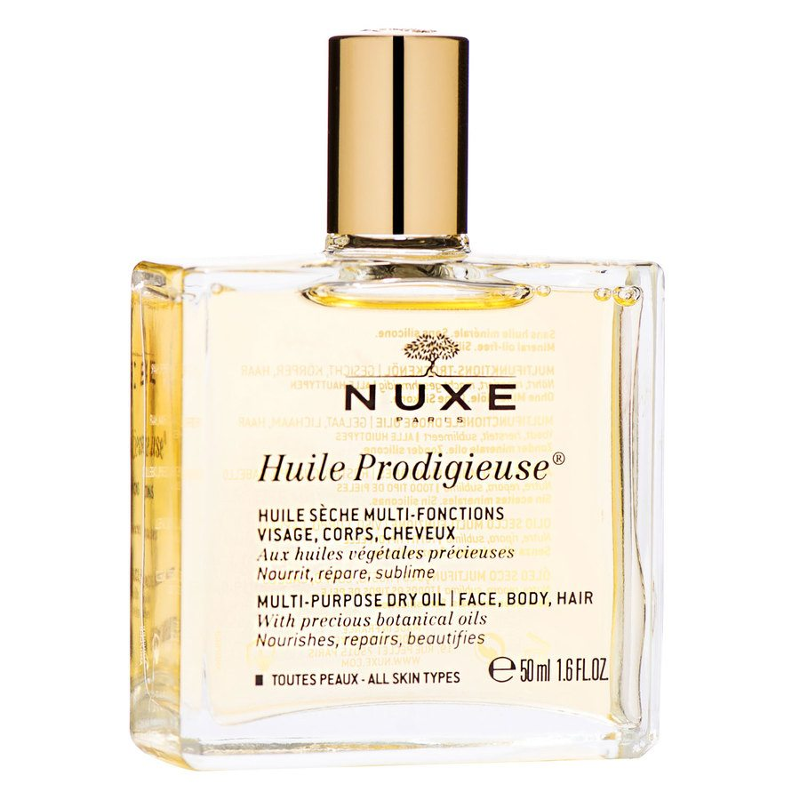 Nuxe Huile Prodigieuse Multi-Purpose Dry Oil Face, Body, Hair 50ml