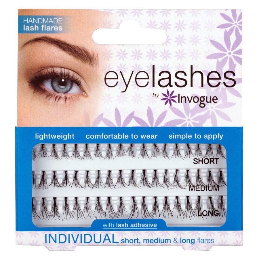 Invouge Eyelashes Individual