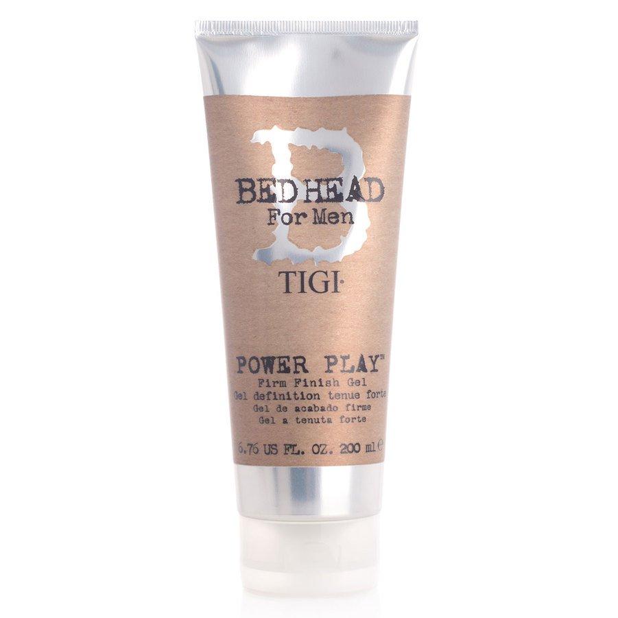 TIGI Bed Head For Men Power Play Firm Finish Gel (200 ml)