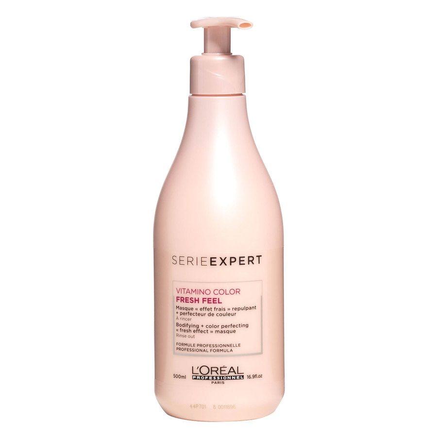 L'Oréal Professionnel Série Expert Vitamino Color Fresh Feel Masque (500ml)