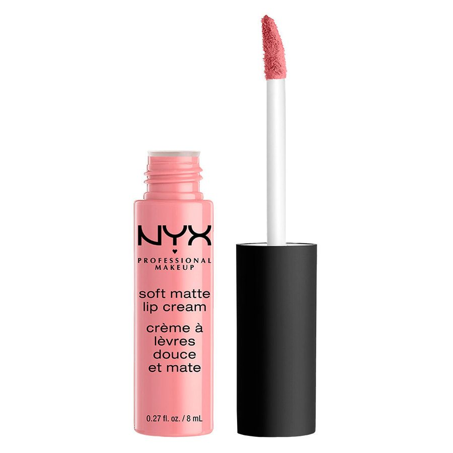 NYX Professional Makeup Soft Matte Lip Cream, Istanbul