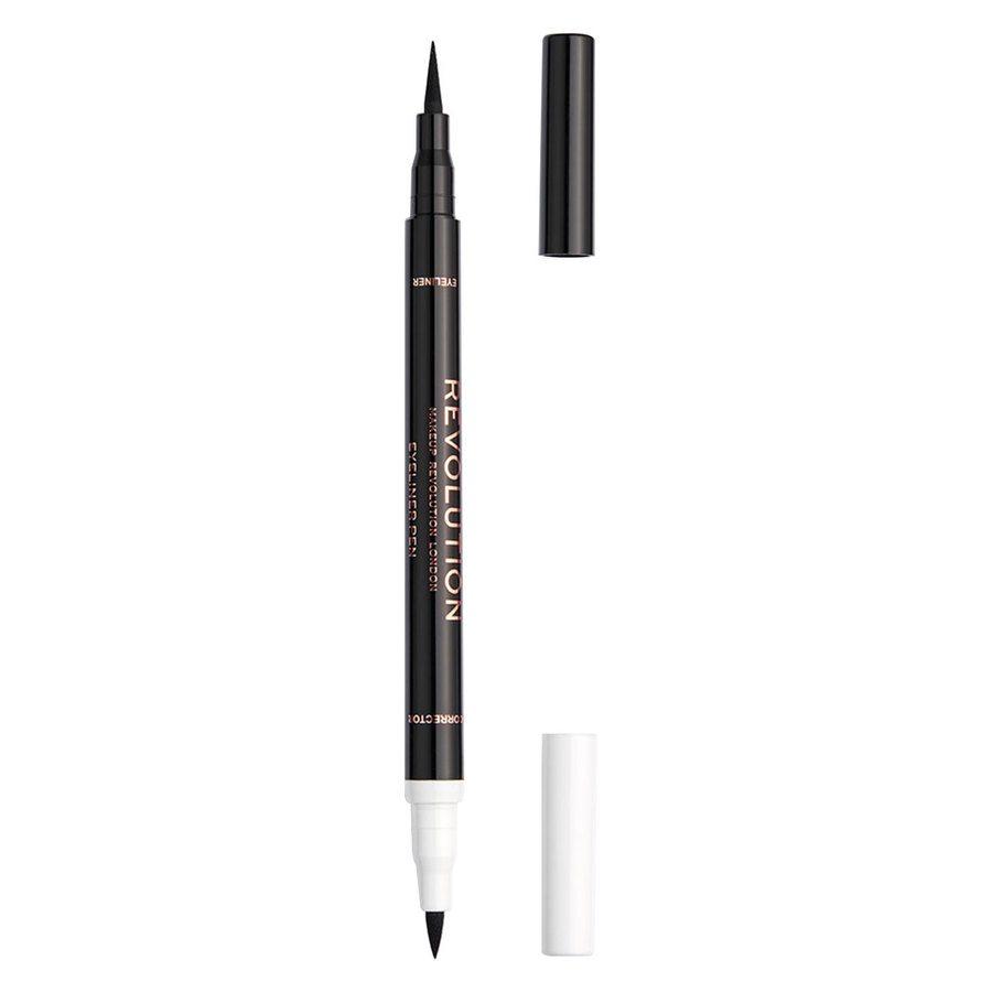 Makeup Revolution Flick & Correct Eyeliner And Corrector Pen