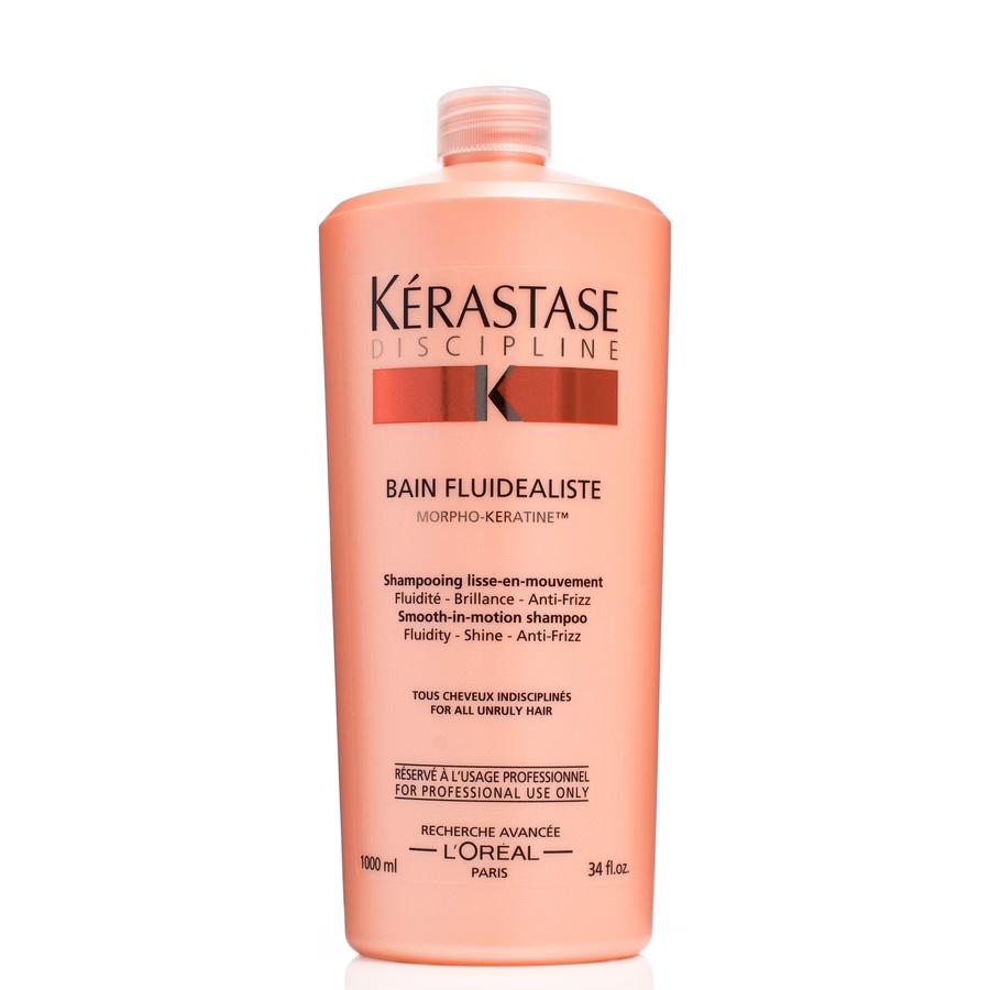Kérastase Dicipline Bain Fluidealiste Smooth-In-Motion Shampoo (1000 ml)