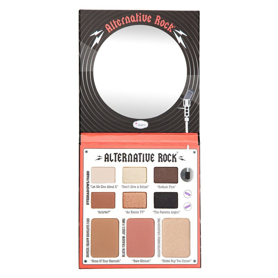 theBalm Alternative Rock Face Palette, Vol. 2 12g