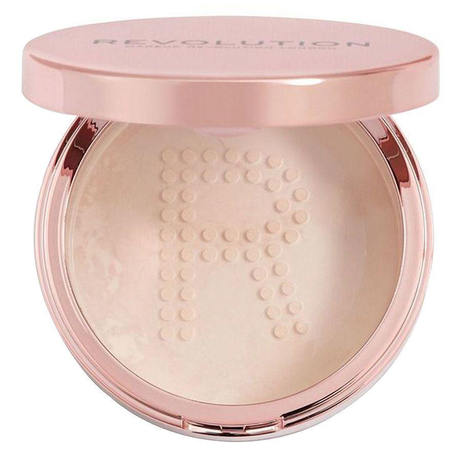 Makeup Revolution Conceal & Fix Setting Powder Light Pink (13 g)