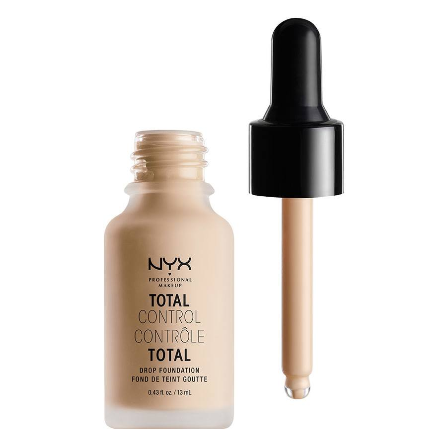 NYX Professional Makeup Total Control Drop Foundation Vanilla TCDF06 13ml