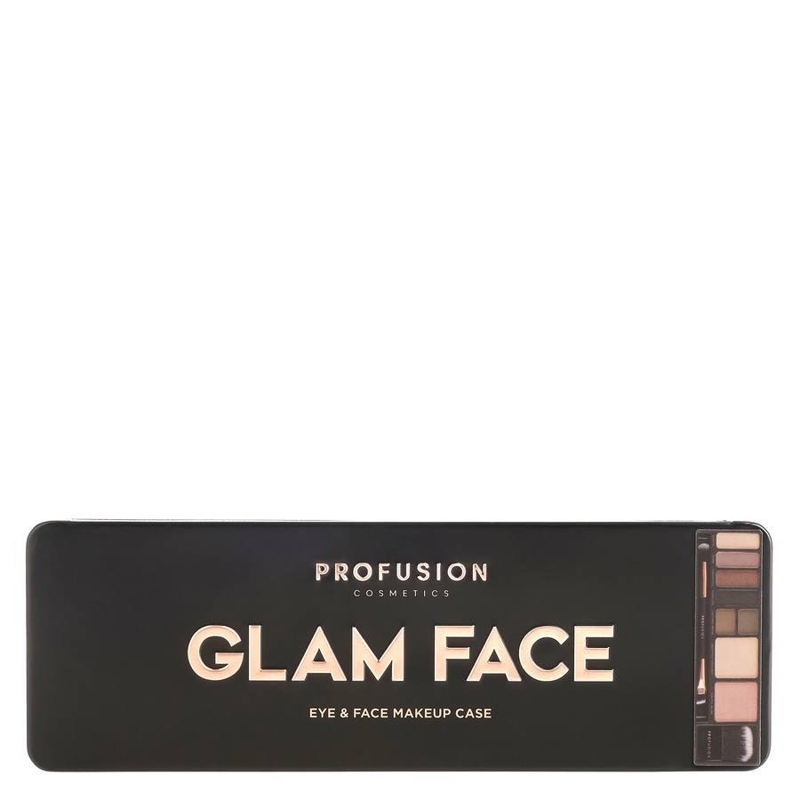 Profusion Cosmetics Glam Face Makeup Case