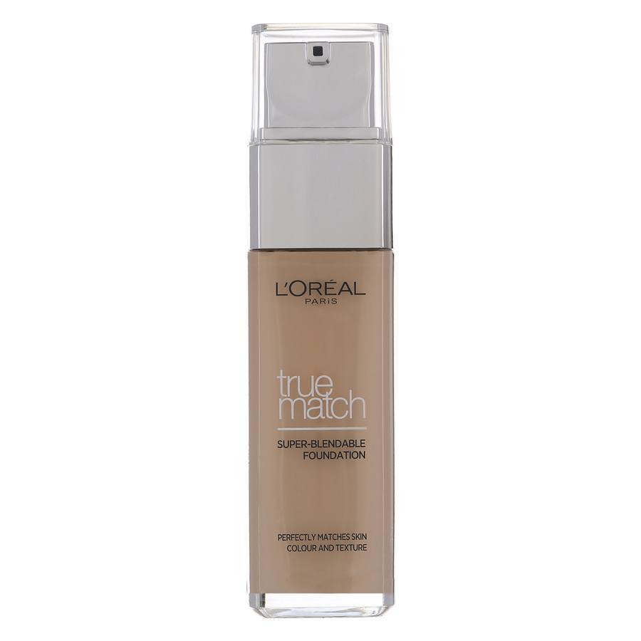 L'Oréal Paris True Match Liquid Foundation, Golden Ivory (30 ml)