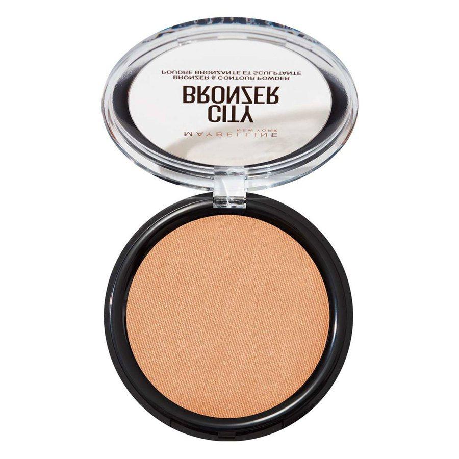 Maybelline City Bronze Powder, Medium Cool (8 g)