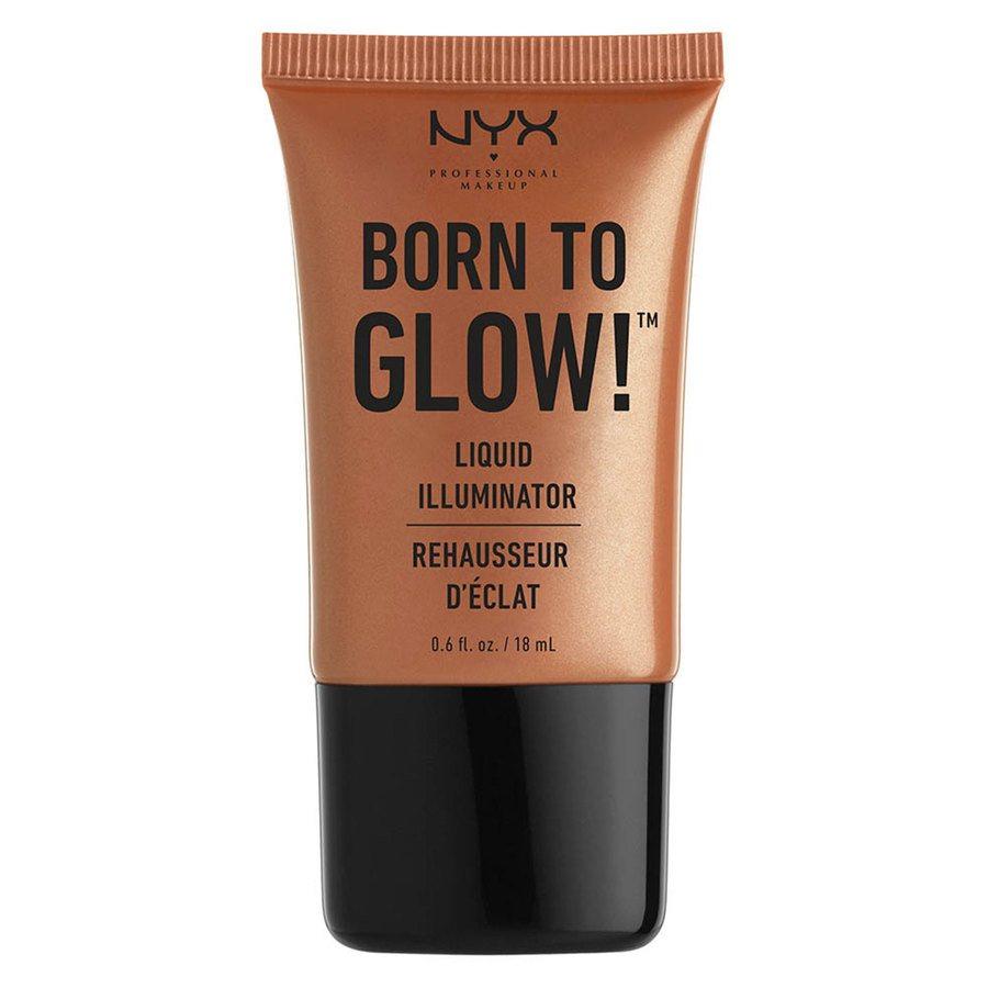 NYX Professional Makeup Born To Glow Liquid Illuminator Sun Goddess 18ml