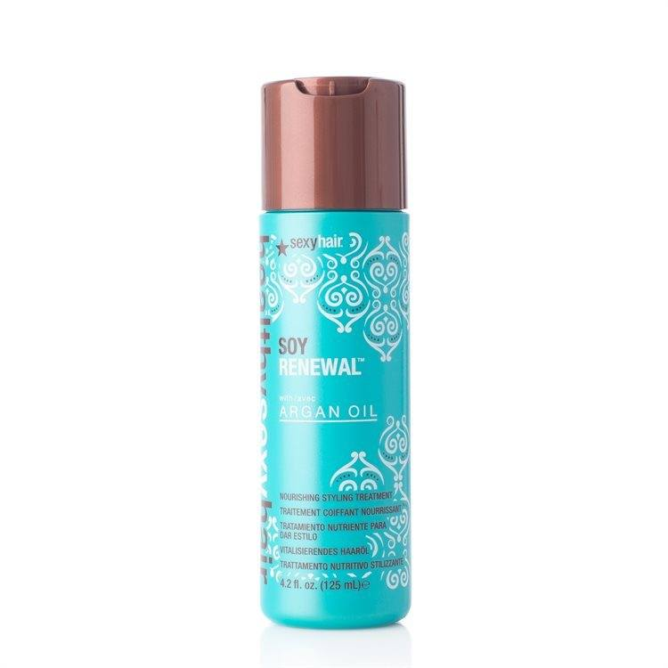 Healthy Sexy Hair Soy Renewal Nourishing Styling Treatment (125 ml)