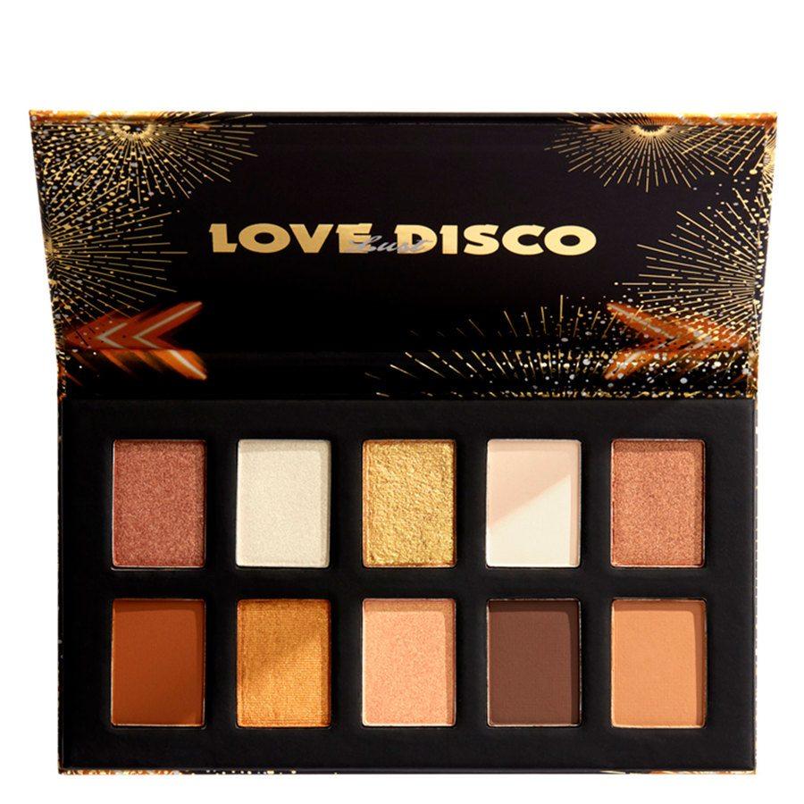 NYX Professional Makeup Love Lust Disco Eyeshadow Palette, Livin' Lavish