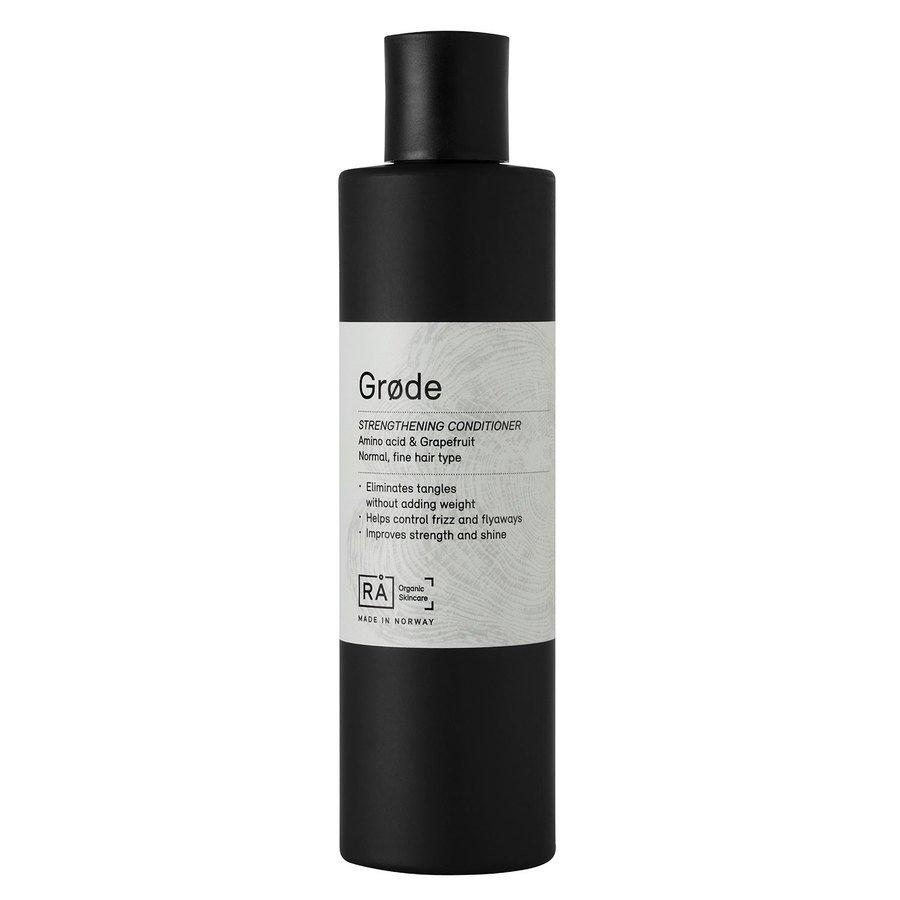 RÅ Organic Skincare Grøde Strengthening Conditioner (250 ml)
