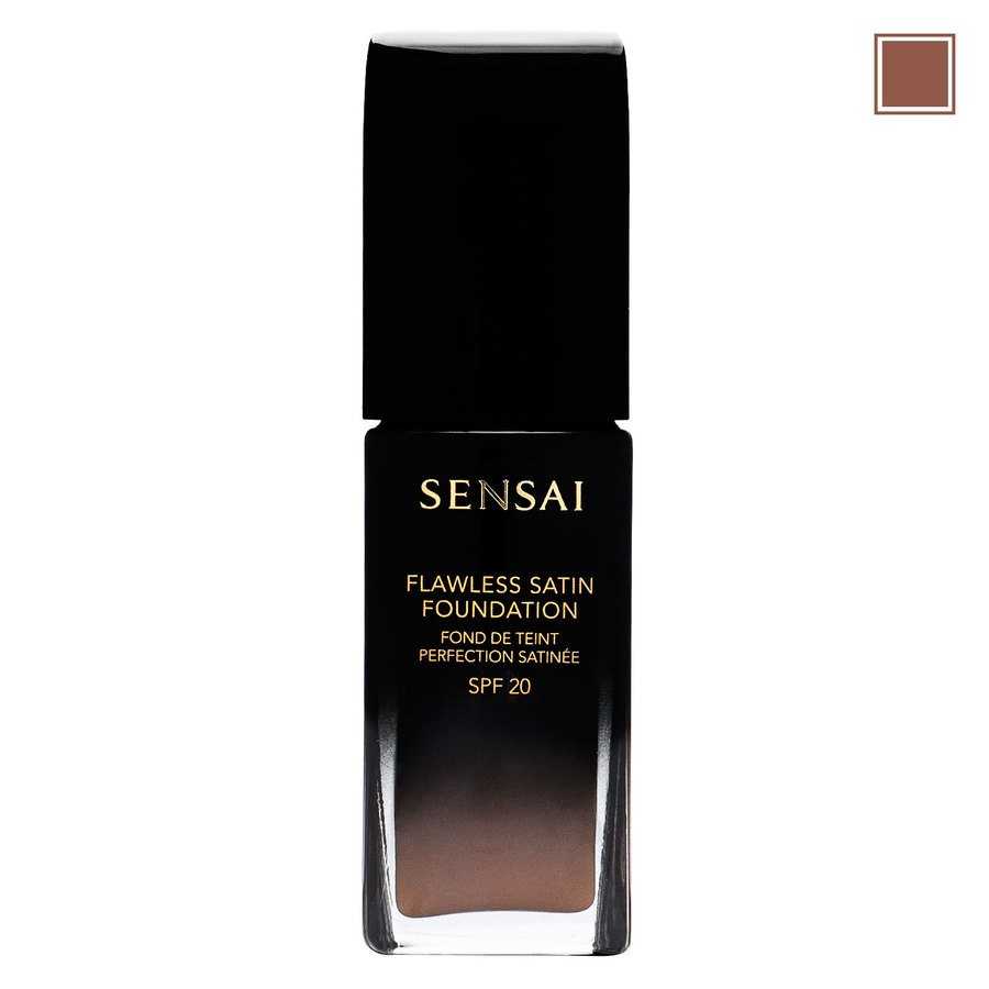 Sensai Flawless Satin Foundation FS205 Mocha Beige (30 ml)