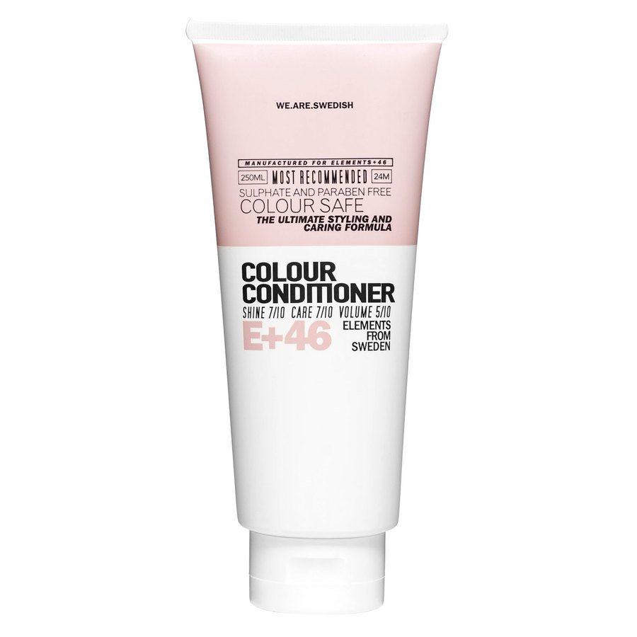E+46 Colour Conditioner 250ml