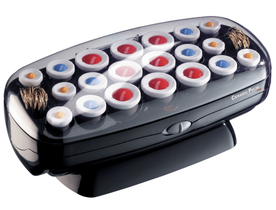 BaBylissPRO Professional 20-teiliges Heizwickler-Set
