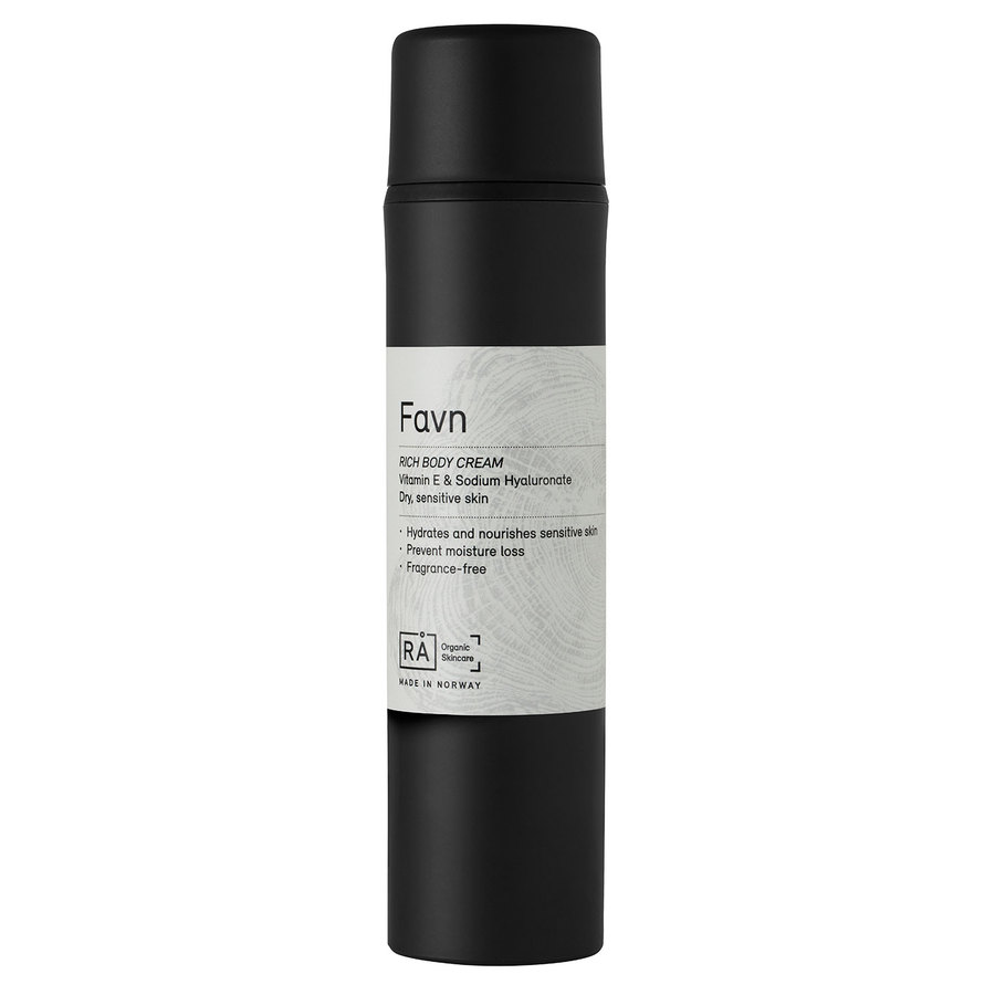 RÅ Organic Skincare Favn Rich Body Lotion (150 ml)