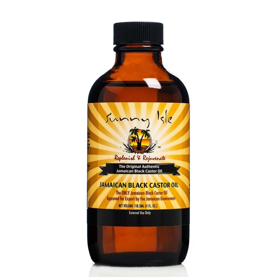Sunny Isle Jamaican Black Castor Oil Rizinusöl (118 ml), Regular