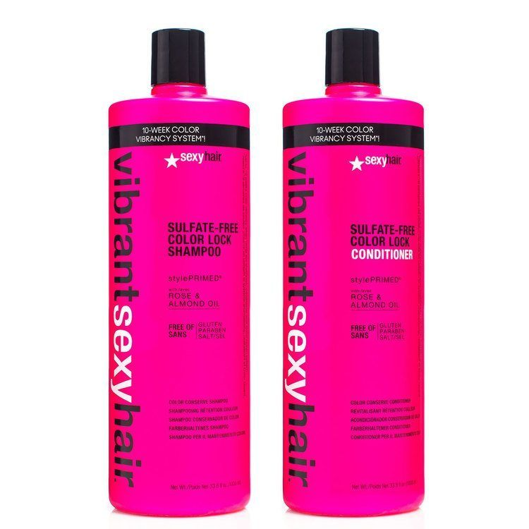Vibrant Sexy Hair Color Lock Shampoo & Conditioner 2 x 1 000 ml