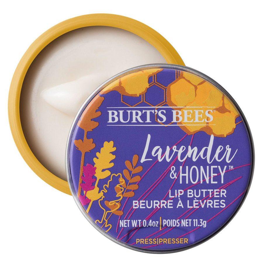Burt's Bees® 100% Natural Origin Moisturizing Lip Butter, Lavender & Honey (11,3g)