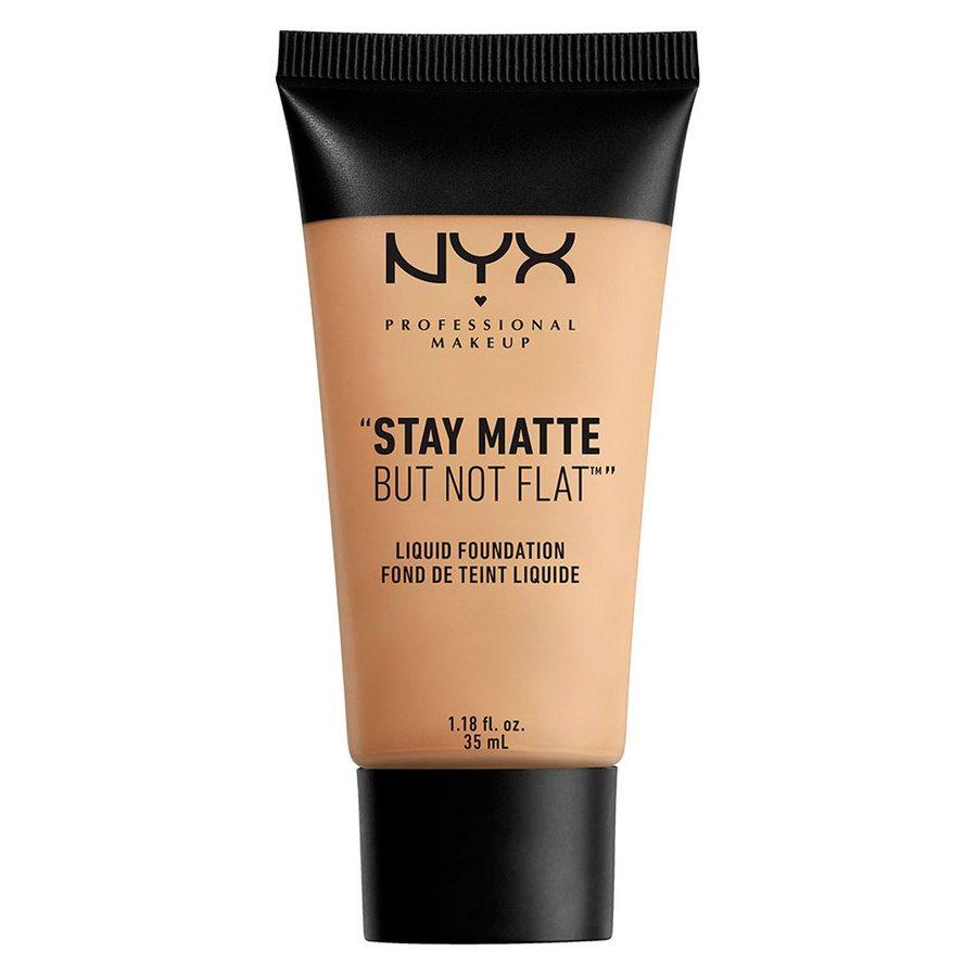 NYX Professional Makeup Stay Matte But Not Flat Liquid Foundation Naturel 35ml SMF03