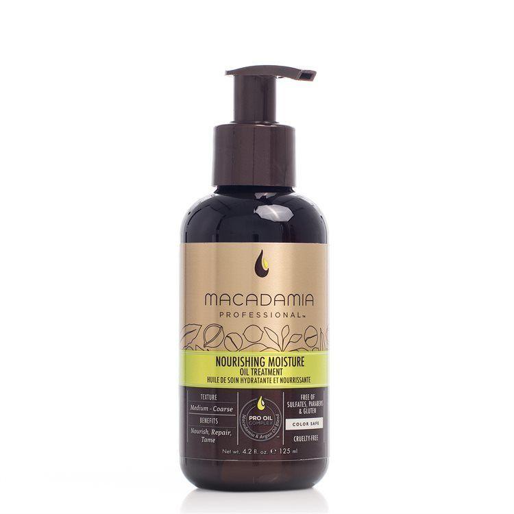 Macadamia Professional Moisture Nourishing Oil Treatment Haarkur (125 ml)
