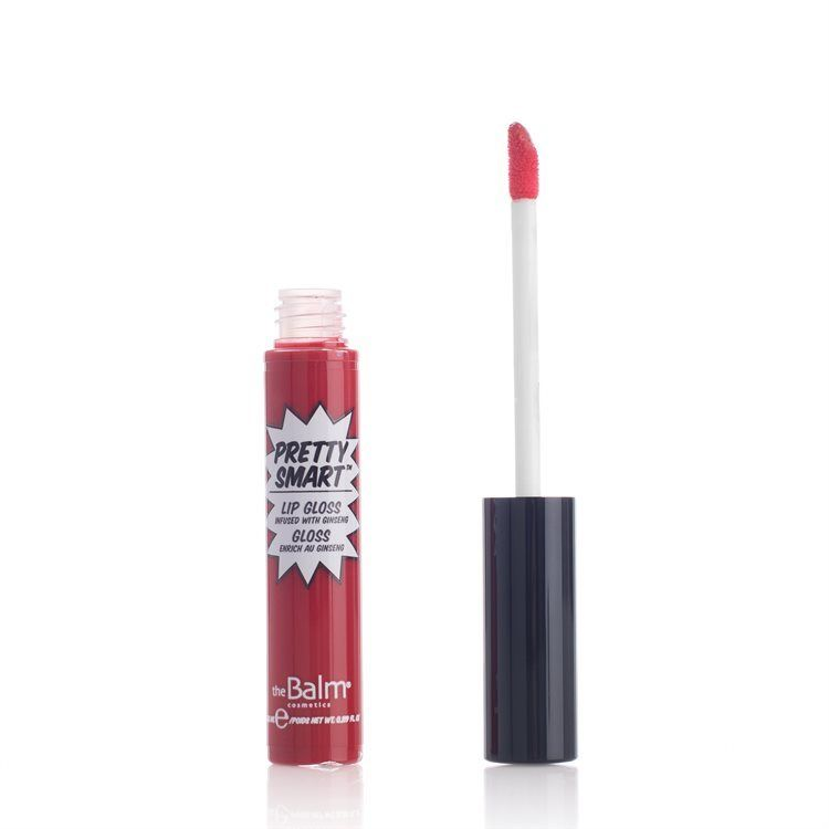 theBalm Pretty Smart Lip Gloss, Wow!