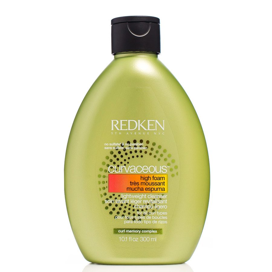 Redken Curvaceaous High Foam Shampoo (300 ml)