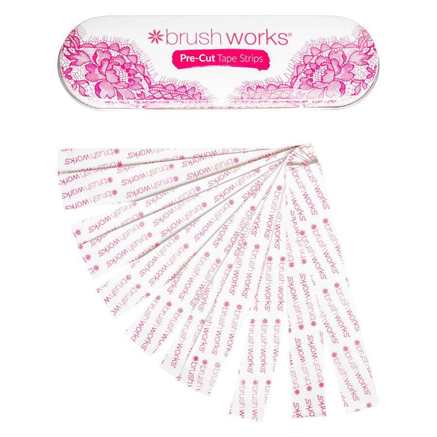 Brush Works Pre-Cut Dress Tape Strips, Tin