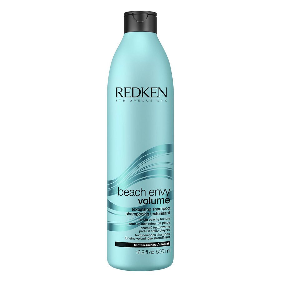 Redken Beach Envy Volume Texturizing Shampoo (500 ml)