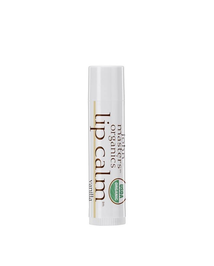 John Masters Organics Lip Calm Vanilla 4g