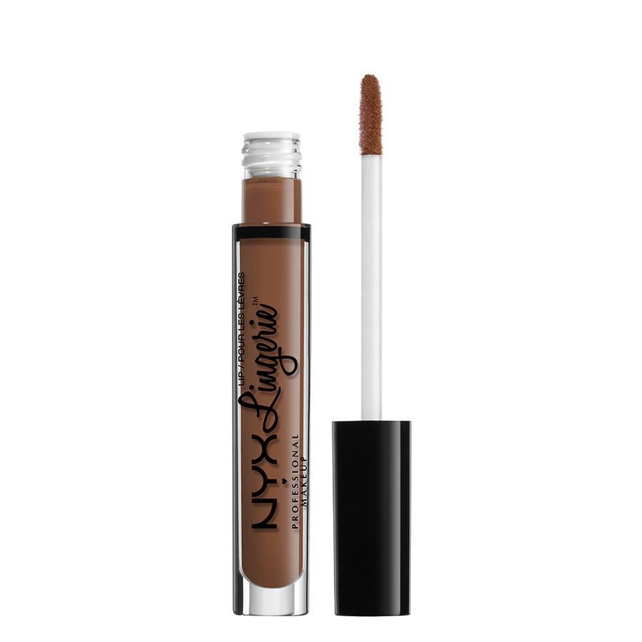 NYX Professional Makeup Lingerie Liquid Lipstick, Beauty Mark