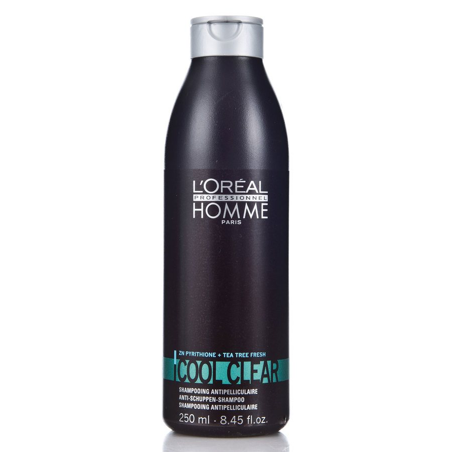L'Oréal Professionnel Homme Cool Clear Shampoo für Männer (250 ml)