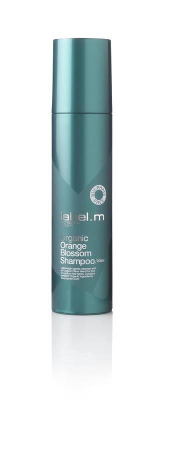 label.m Bio-Orangen-Blüten Shampoo (200 ml)