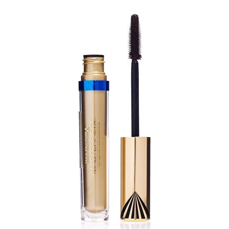 Max Factor Masterpiece Waterproof Mascara, Black/Brown