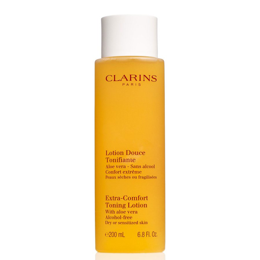 Clarins Lotion Douce Tonifiante Extra-Comfort Toning Lotion (200ml)