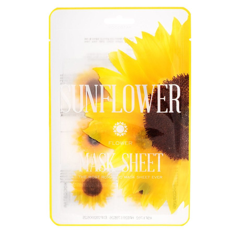 Kocostar Slice Mask Sheet, Sunflower