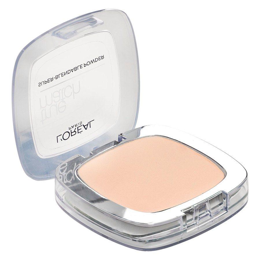 L'Oréal Paris True Match Powder, C1 Rose Ivory