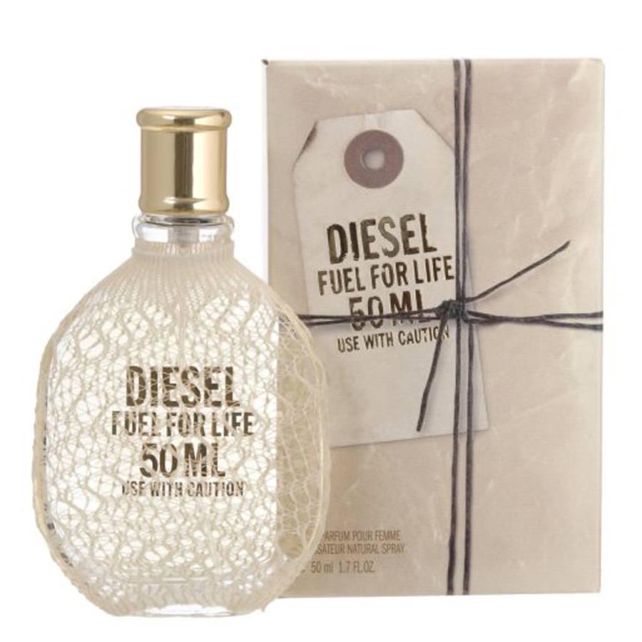 Diesel Fuel for Life She Eau De Perfum (50 ml)
