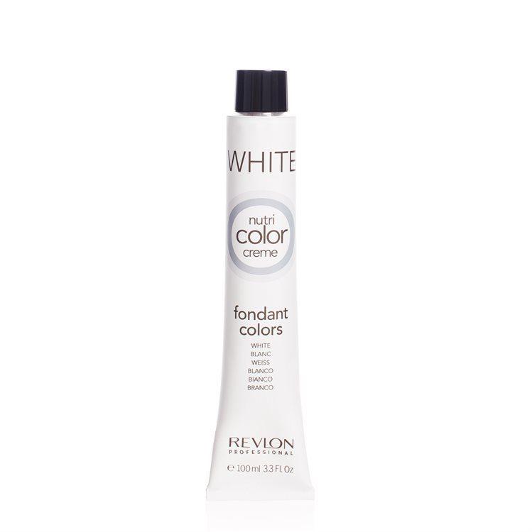 Revlon Professional Nutri Color Creme Fondant Colors (100 ml), weiß