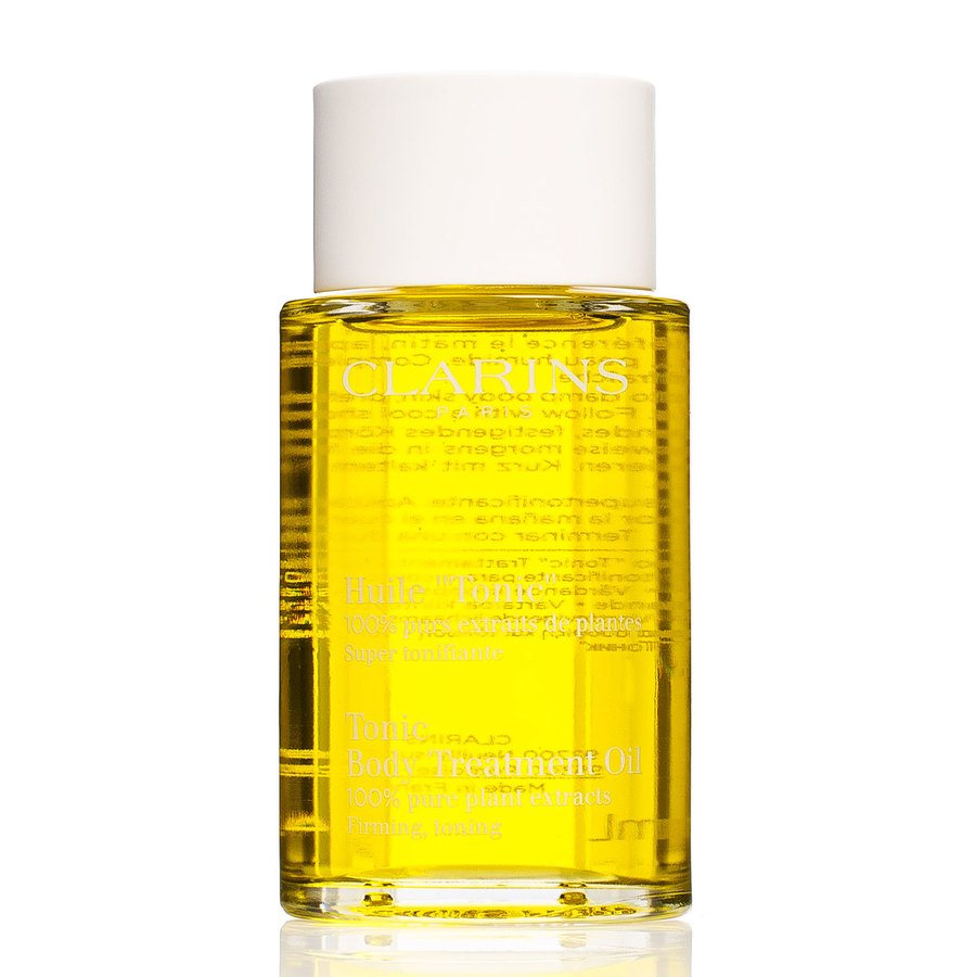Clarins Huile Tonic Body Treatment Oil Körperöl (100 ml)