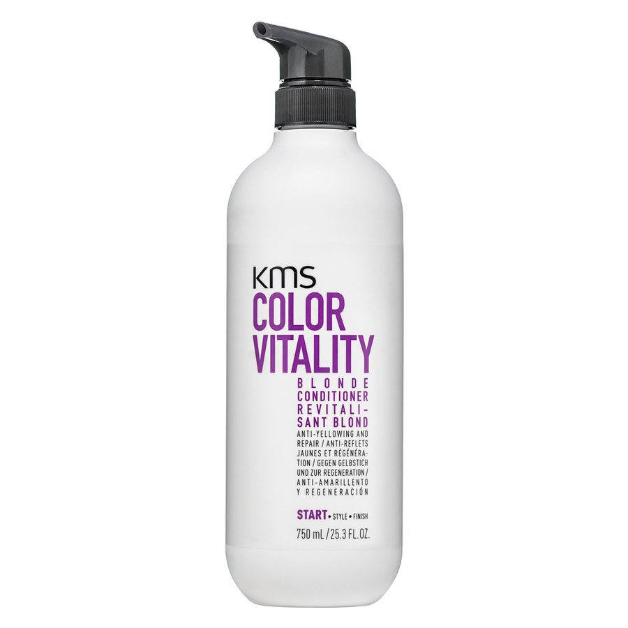 Kms Color Vitality Blonde Conditioner (750 ml)