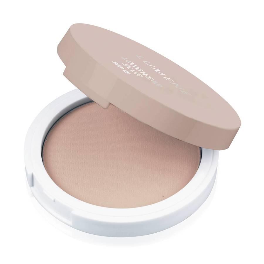 Lumene Longwear Blur Powder Foundation SPF 15 (10 g), 2 Soft Honey