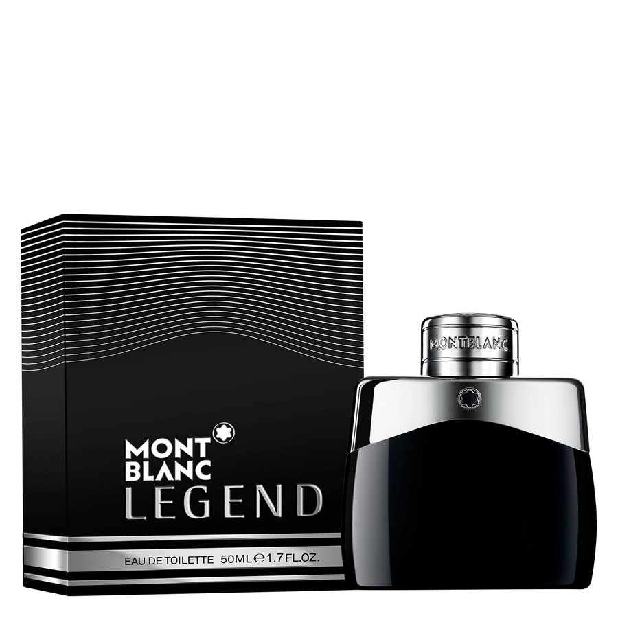 Mont Blanc Legend Eau De Toilette (50 ml)
