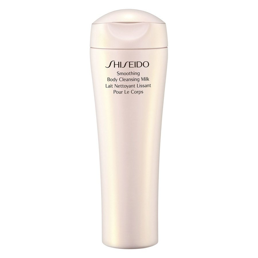Shiseido Body Care Smoothing Body Cleansing Milk (200 ml)