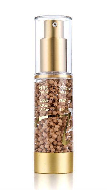 Jane Iredale Liquid Minerals Foundation, Satin (30 ml)