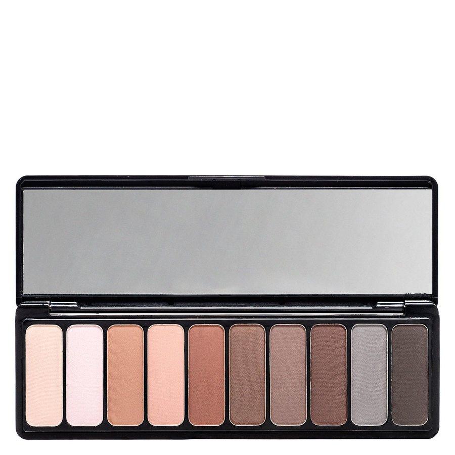 e.l.f. Matte Eyeshadow Palette Mad For Matte 14g